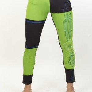 Hitech Cyborg Green