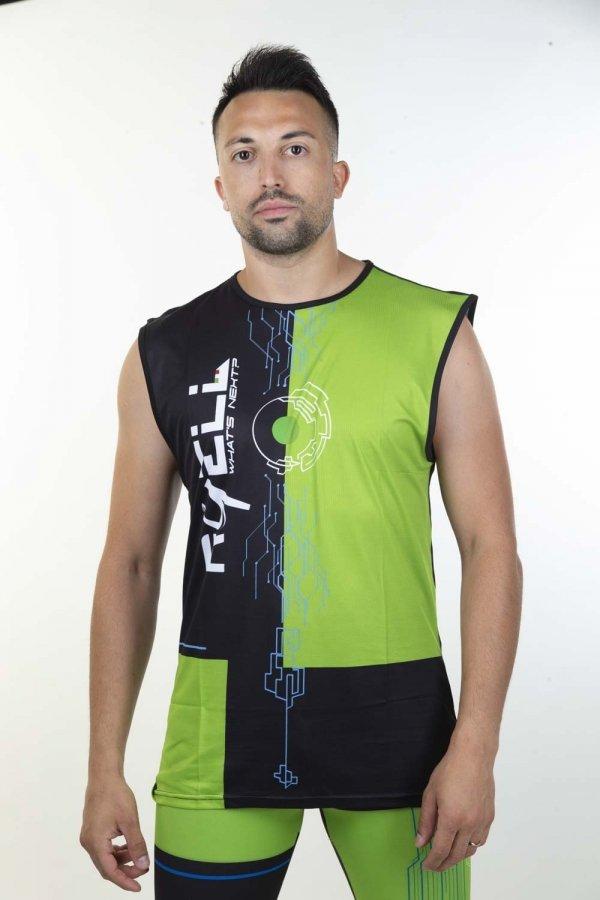 SMANICATO Hitech Cyborg Green